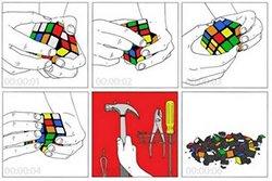 Мемы про кубик Рубика