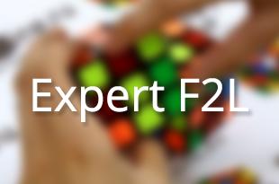 Expert F2L